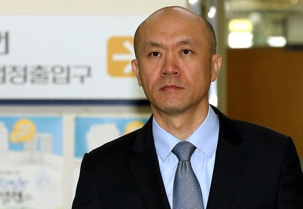 전두환 전 대통령의 차남 전재용씨. 사진=연합뉴스