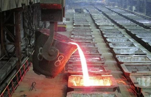 러시아 니켈공장 모습. 사진 로이터
