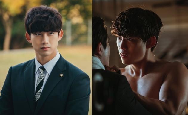 '빈센조' 옥택연/사진=tvN 제공