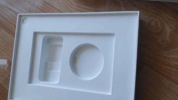 애플 '아이패드 에어4'를 주문했는데 빈 박스만 왔다고 주장하는 영상/사진=온라인 커뮤니티 캡처