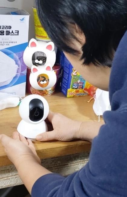 용인시, 취약계층 맞벌이 가정에 '가정용 홈카메라' 지원