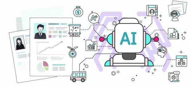 AI채용 솔루션이 갈수록 다양해 지고 있다. 3초만에 자기소개서를 검증할 수 있는 'Ai자기소개서 검색기'가 나오는가 하면 응시자의 진실성을 알수 있는 AI역량검사도 있디. /다온컴퍼니 제공
