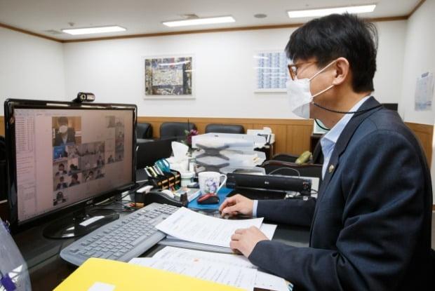 도규상 금융위원회 부위원장.(사진=금융위원회)