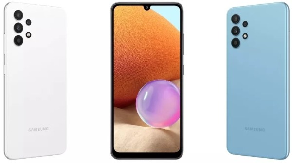 삼성 '갤럭시A32 4G'/사진제공=삼성전자 인도법인