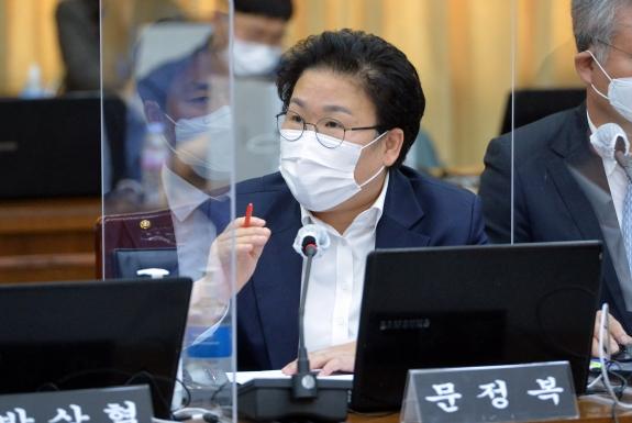 문정복 더불어민주당 의원./ 사진공동취재단