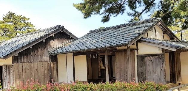 일본 근대영웅으로 취급되는 요시다 쇼인이 세은 송하촌숙. 사진=강희간