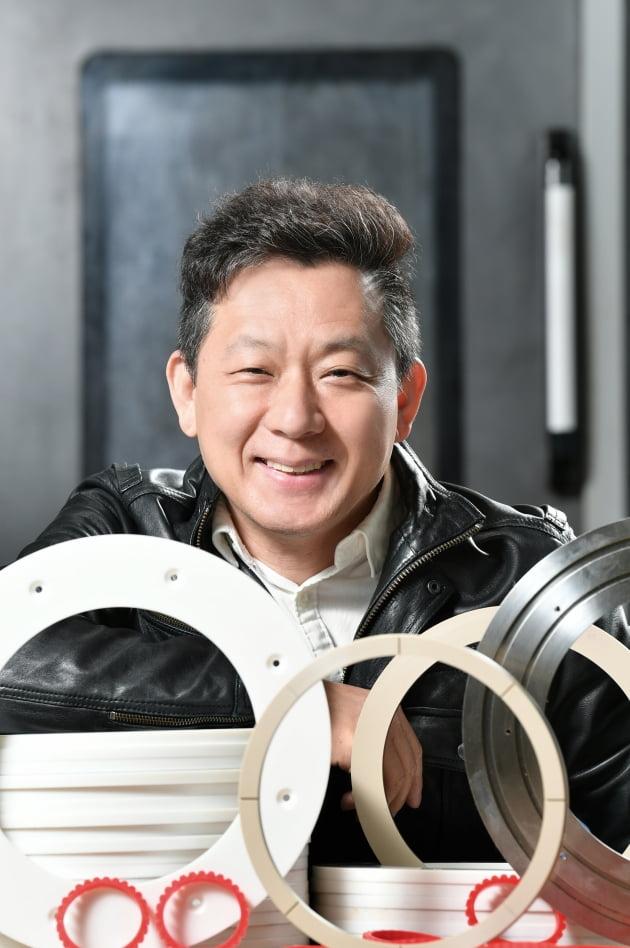 [인천대학교 초기창업패키지] 반도체 생산에 필요한 부품 제조 '센트라텍'