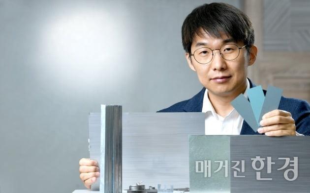 김종길 스틸브로 대표. 사진=김기남 기자