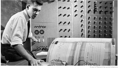 인공 신경망의 첫 구현체이자 현대 딥 러닝의 시초, 퍼셉트론