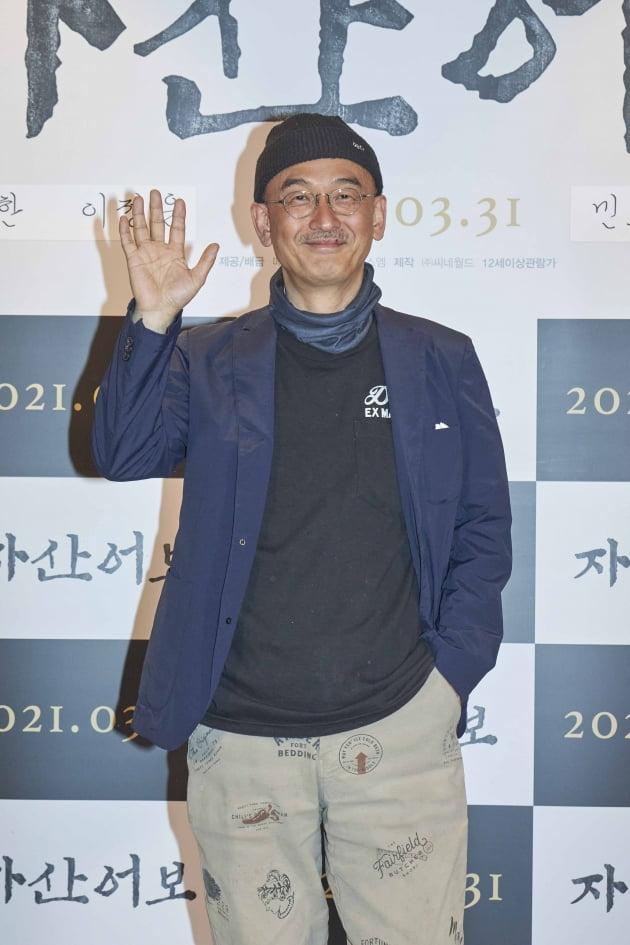 영화 '자산어보'를 연출한 이준익 감독 /사진=메가박스중앙(주)플러스엠