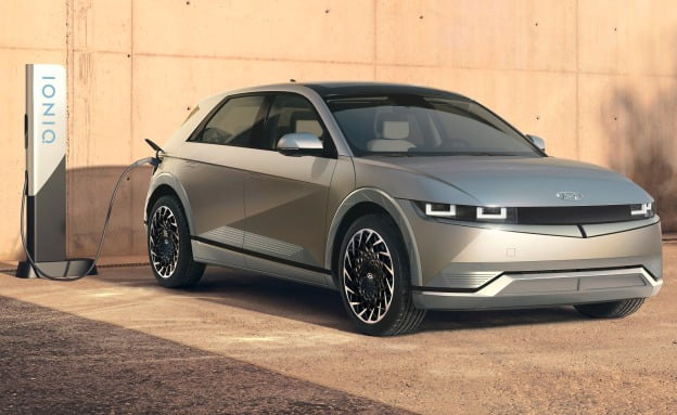 현대자동차의 전기차 아이오닉5. /현대차 제공