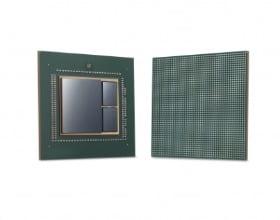 삼성전자 파운드리사업부가 생산한 중국 바이두의 AI칩 '쿤룬'. 삼성전자 제공