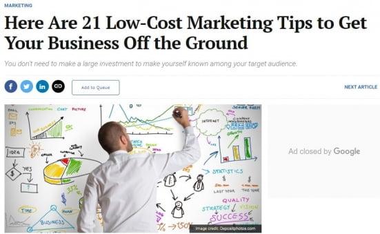 사진을 클릭하시면 해당 사이트(www.entrepreneur.com)로 이동합니다.