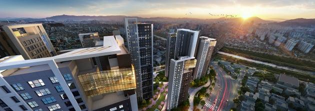 현대건설-현대엔지니어링, 대전 도마·변동1구역 재개발사업 수주