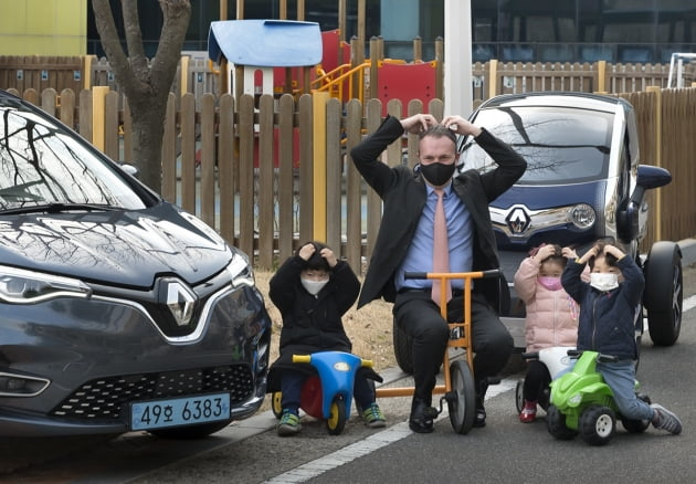 르노삼성차, 어린이 교통안전 릴레이 챌린지 참여