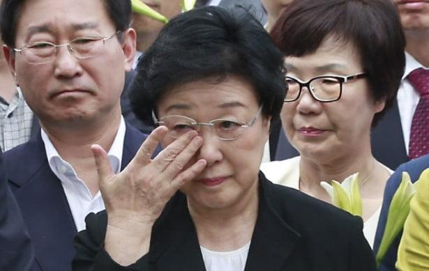 김진태가 본 문재인 정부가 '한명숙 사건'에 원한 깊은 이유