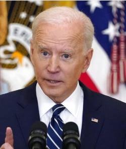 조 바이든 미국 대통령.