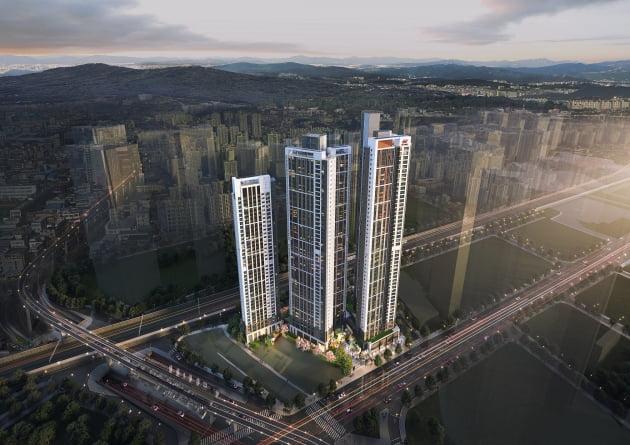 현대건설, '힐스테이트 달성공원역' 분양