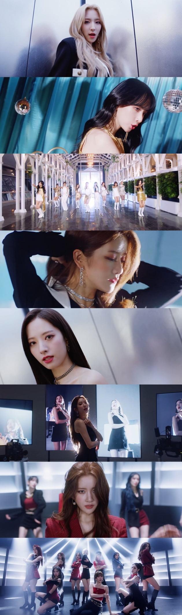 우주소녀 '언내추럴' /사진=스타쉽엔터테인먼트 제공