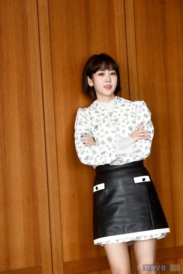'미스트롯2' 강혜연 /사진=변성현 기자