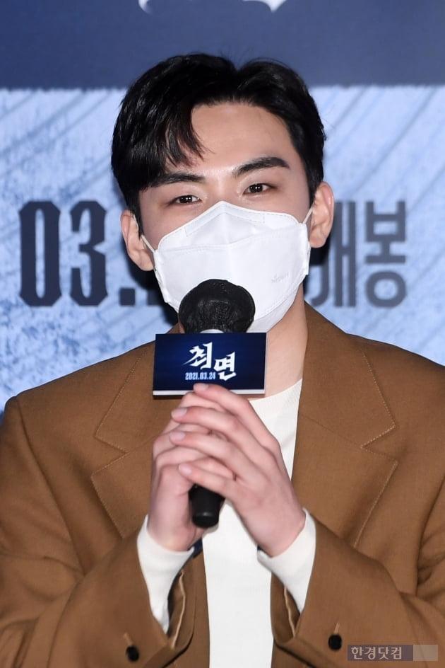 [포토] 김도훈, '선 굵은 잘생김'