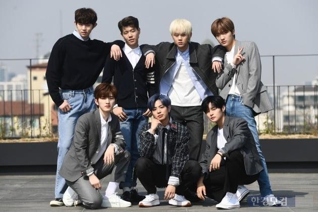 그룹 싸이퍼 /사진=변성현 기자