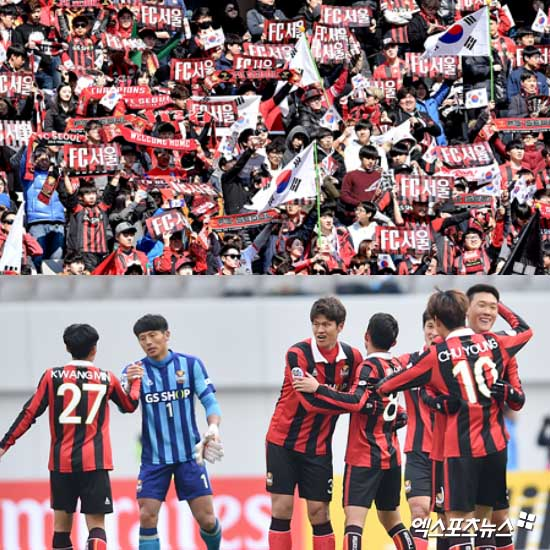 [N년 전 오늘의 XP] '삼일절에 열린 한일전' 2016 AFC 챔피언스리그 FC서울, 히로시마에 4:1 완승