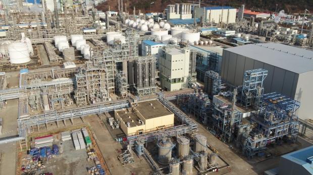 DL이앤씨, 국내 최초로 석유화학 플랜트에 AWP 공법 적용