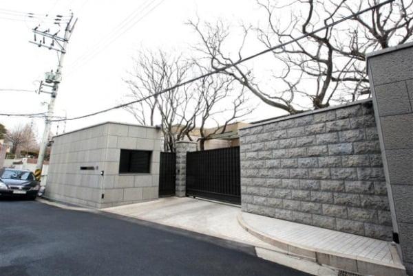 이명희 신세계 회장 한남동 주택/사진=연합뉴스