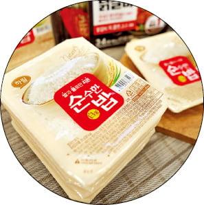 '닭고기 기업' 하림이 지은 즉석밥