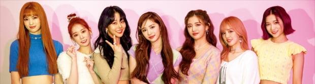 FNC엔터테인먼트의 걸그룹 '체리블렛'