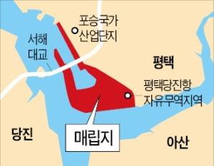 """매립지 두고 20년 전쟁…광장 """"평택 땅"""" 역전승 이끌다"""