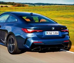 더 날렵해졌다…BMW '뉴4시리즈 쿠페'