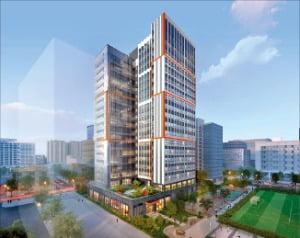 서울 가산동에 지식산업센터…'모비우스 타워' 기숙사 분양