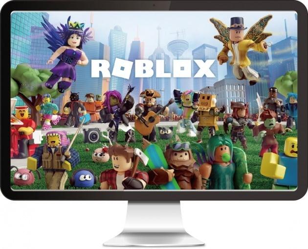 미국 10대들 사이에서는 로블록스가 유튜브의 인기를 뛰어 넘었다./한국경제신문
