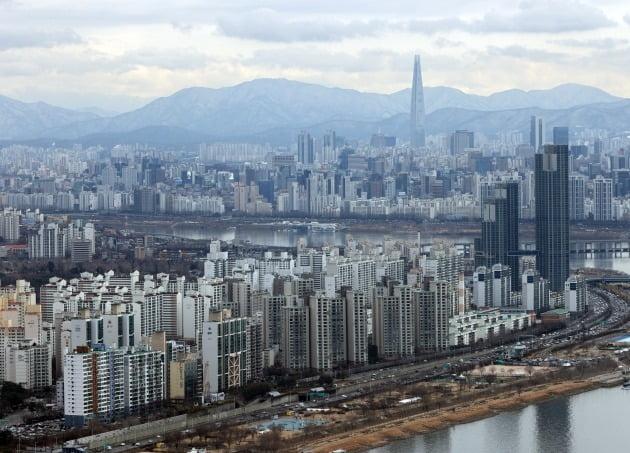 서울 시내 아파트 단지 전경 /연합뉴스