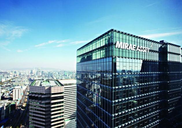 (사진) 서울 을지로 미래에셋센터원빌딩. /미래에셋대우 제공