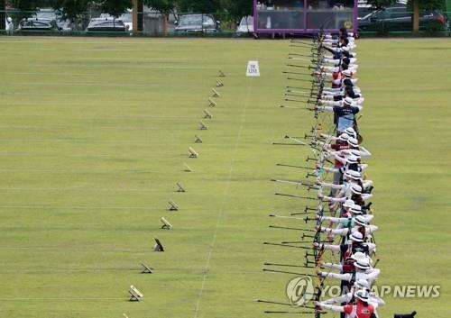 아시아컵 2차 양궁대회, 9월 광주서 열린다