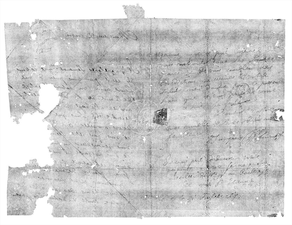 현대 의학의 힘…300년전 서한 봉인 안 뜯고 읽었다