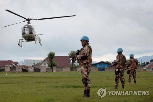 '코로나 예방 도움' 유엔평화군에 식염수 접종 사기 태국 군의관