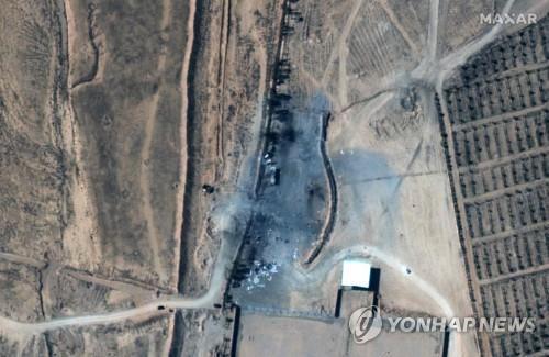 이라크 미군 주둔기지 공격받아…로켓 10발 이상 떨어져