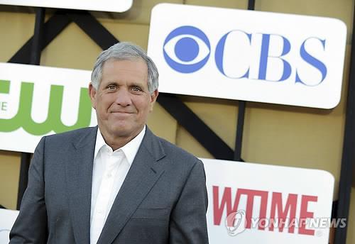 미 CBS방송, 전 CEO의 성폭력 피해 여배우에 거액 물어줘