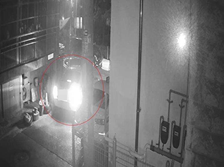 주택가 주차차량 6대 충돌 후 도주…잡고 보니 음주운전