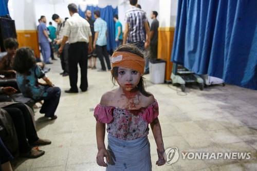 시리아 내전 10년…눈덩이처럼 커진 민간인 피해