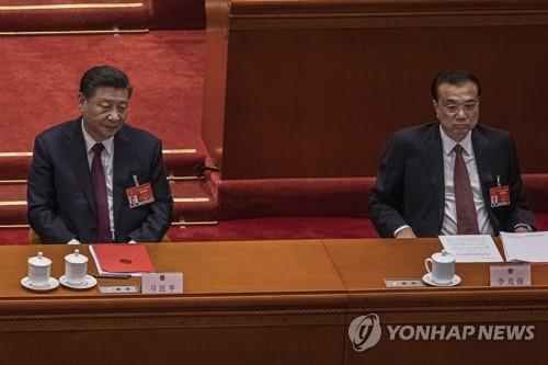 [특파원 시선] 시진핑 권력 더 세졌나…리커창 '소신발언' 없어