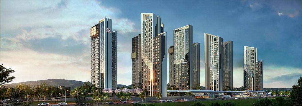 현대건설-현대ENG 컨소, 대전 도마·변동1구역 재개발한다