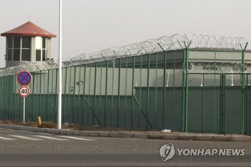 """서방의 중국 협공…미·EU 등 """"위구르 인권탄압"""" 동시다발 제재(종합)"""