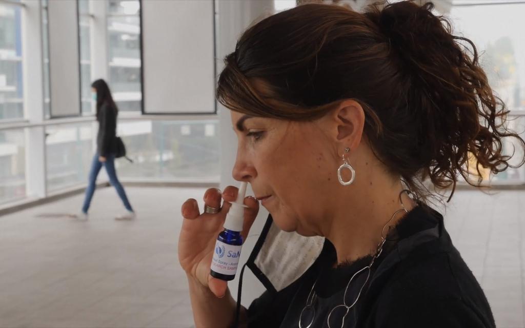 코에 뿌리는 코로나19 살균제 나온다…이스라엘·호주 승인