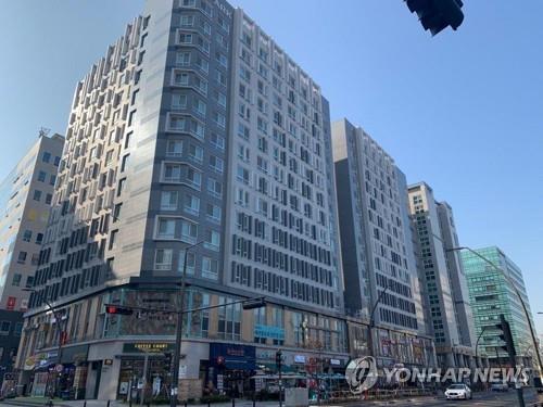 아파트 규제하니 오피스텔 가격·매매량 '쑥'