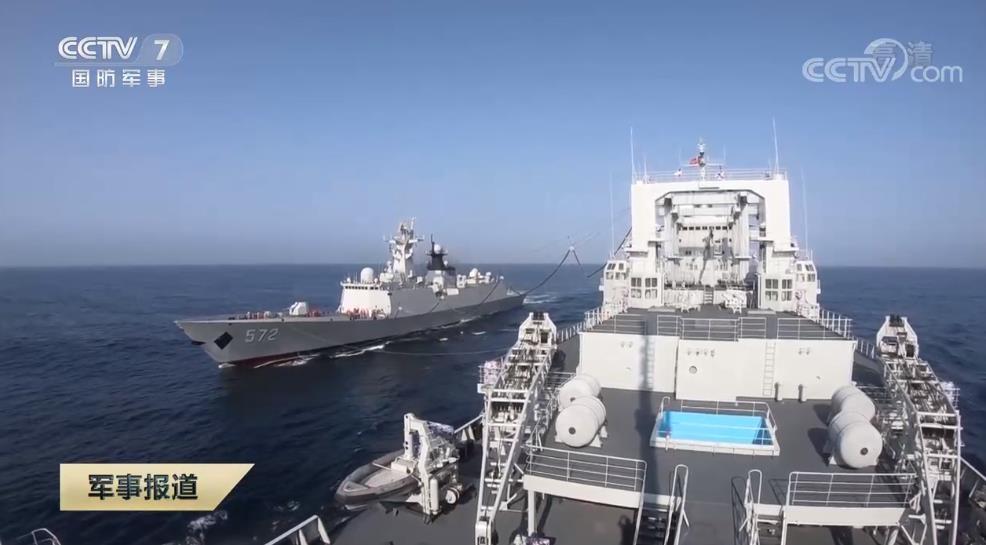 중국군 남중국해서 잇단 지원훈련…해경선은 센카쿠 항행